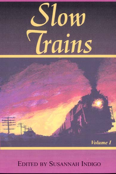 Slow Trains in Print